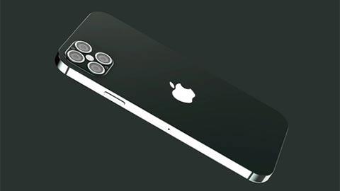 iPhone 12 sắc cạnh giống iPhone 4, camera lên tới 64MP