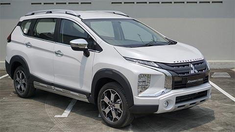 Mitsubishi Xpander Cross giá 'ngon' cập cảng Việt Nam, quyết đấu Suzuki XL7, Toyota Rush