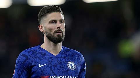 Giroud bất ngờ đổi ý, muốn gia hạn với Chelsea