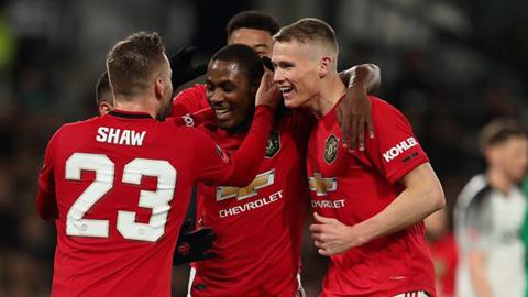 Thấy gì từ trận thắng 3-0 của M.U trước Derby County?