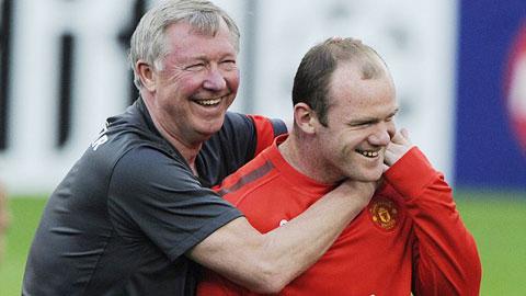 Sir Alex từng điên cuồng bảo vệ Rooney thế nào?