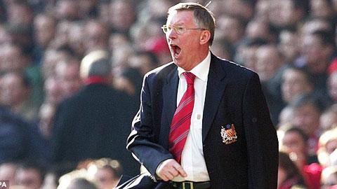 """Những lần tức giận này của Sir Alex vẫn chưa là gì  so với vụ ông """"nổi điên"""" vào tháng 12/2004"""