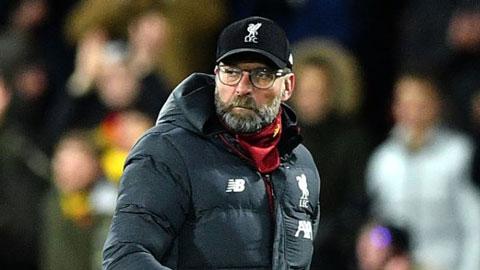 Liverpool của Klopp đau đầu vì hệ thống phòng ngự bê tông 6 hậu vệ