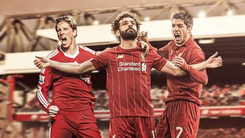 Salah đánh dấu 3 cột mốc đáng nhớ ở trận gặp Bournemouth