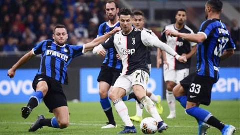 CR7 và sứ mệnh lịch sử trước Inter