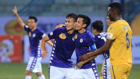 Hà Nội FC thắng trận mở màn V.League 2020: Bóng dáng quân vương