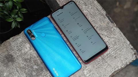 Realme C3 với chip Helio G70, pin 5000mAh, mở bán tại VN giá 2,99 triệu