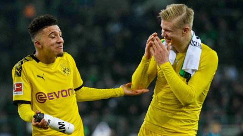 Dortmund thắng MGladbach: Một chiến thắng, hai niềm vui