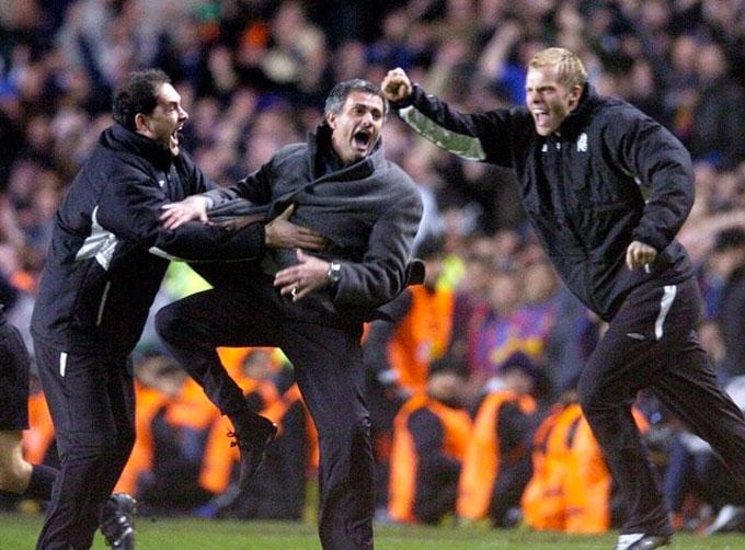 Gudjohnsen bắt cùng tần số với Mourinho