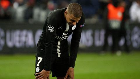 Mbappe mang tin cực tệ cho PSG trước đại chiến Dortmund