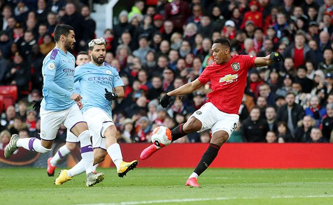 Những điều rút ra sau chiến thắng của M.U ở derby Manchester