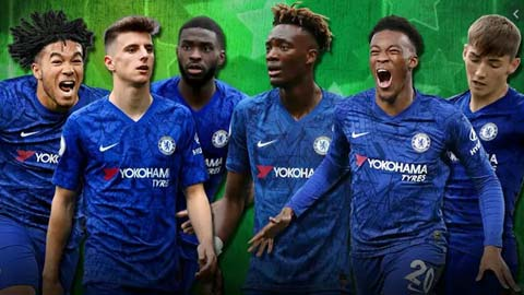 Lò đào tạo trẻ của Chelsea được Lampard dùng như thế nào?