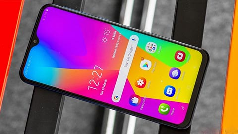 Samsung Galaxy M21 giá rẻ với pin 6000mAh, 3 camera sau 48MP lộ thời điểm ra mắt