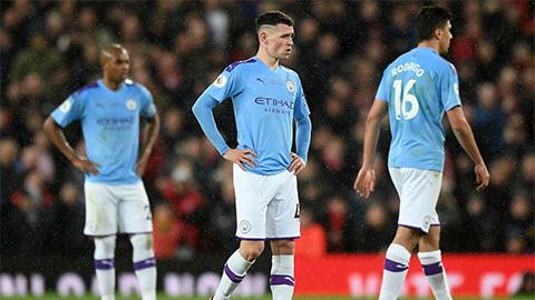 'Màn trình diễn của Man City trước M.U là không thể chấp nhận'