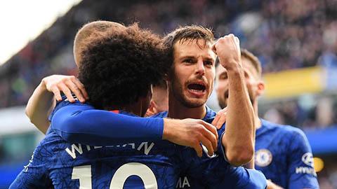 Chelsea cần thêm bao nhiêu điểm để giành vé dự Champions League?
