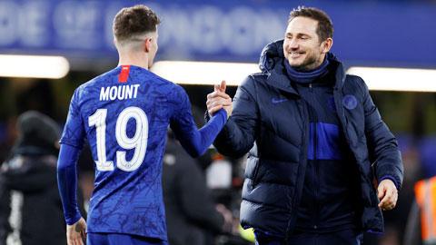 Bước nhảy vọt của Lampard và Chelsea