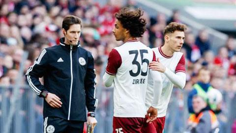 Bayern Munich: Goretzka không vui dù ghi bàn