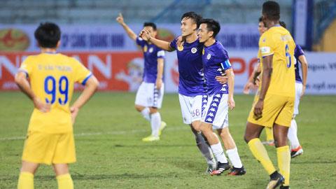 Dư âm vòng 1 V.League: Ứng viên vô địch khởi đầu thuận lợi