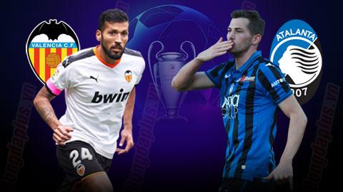 Valencia vs Atalanta, 03h00 ngày 11/3: Khó ngược thế cờ