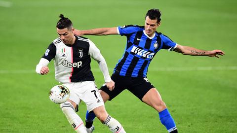 Juve trên Inter một bậc về đẳng cấp