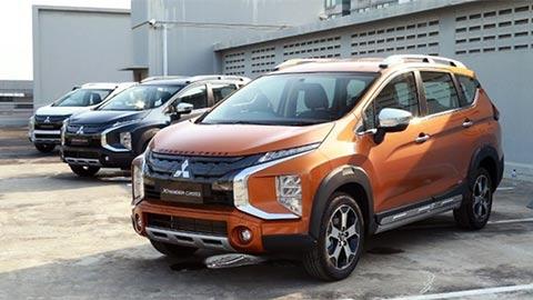 Mitsubishi Xpander Cross 2020 giá rẻ, bất ngờ lăn bánh tại Việt Nam