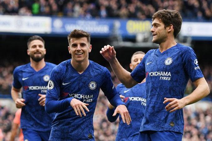 Chelsea đang nắm đằng chuôi so với M.U