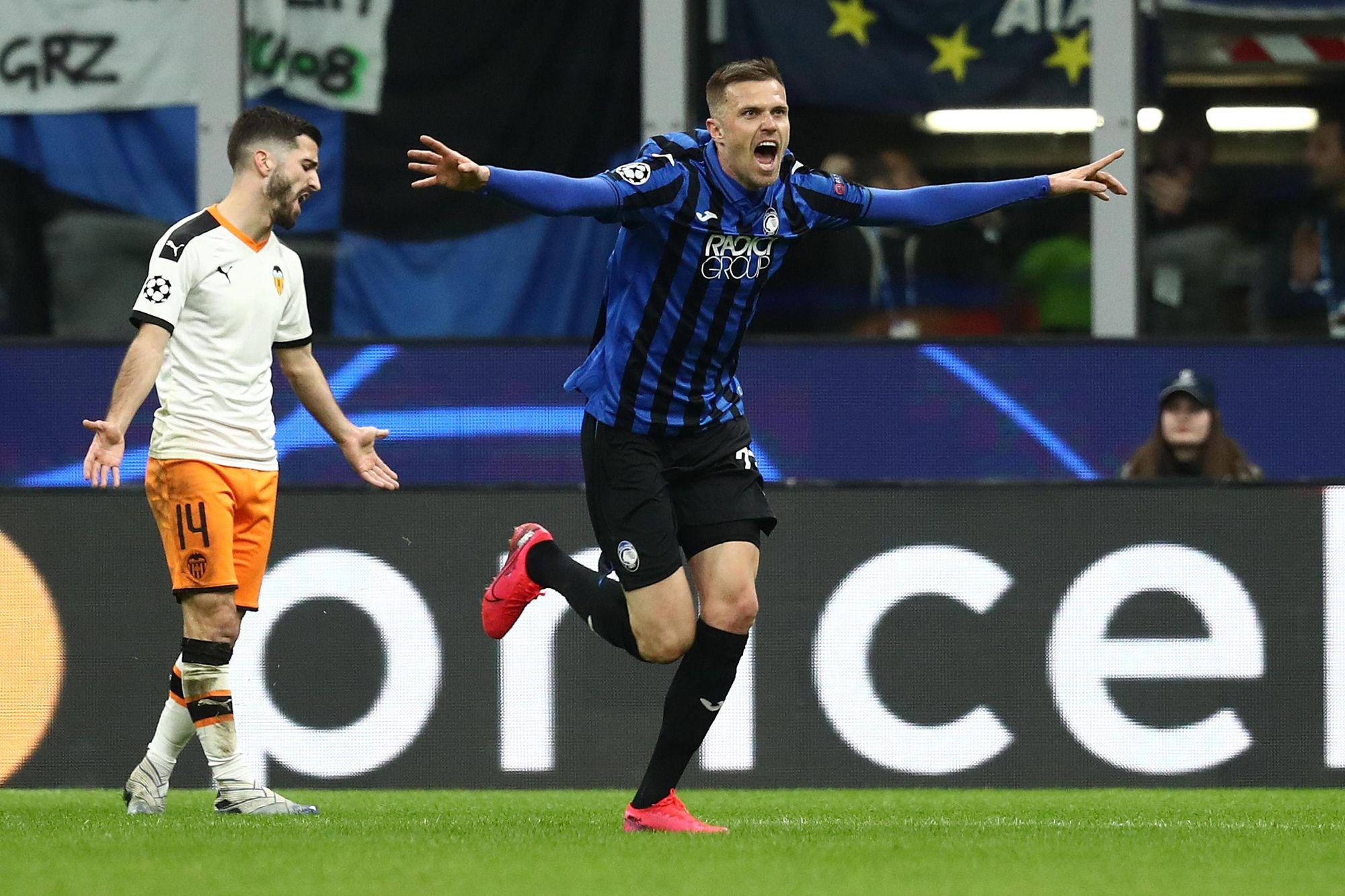 """Atalanta đang là chú """"ngựa ô"""" tại Champions League mùa này"""