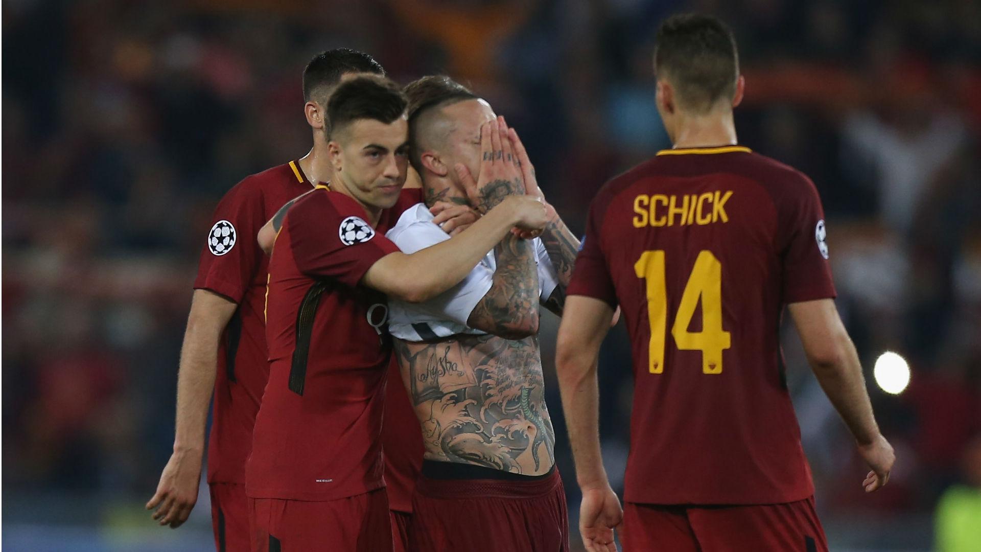 Roma thua thảm Liverpool 2-6 ở bán kết Champions League 2018