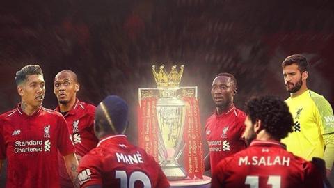Liverpool có thể đăng quang Ngoại hạng Anh ngay thứ Bảy tuần này