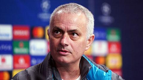 Đội hình què quặt, Mourinho vẫn tin Tottenham sẽ giành danh hiệu