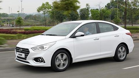 Hyundai Accent bất ngờ giảm giá tại đại lý, bám đuổi Toyota Vios