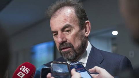 Chủ tịch Getafe từ chối sang Italia làm khách của Inter vì quan ngại virus corona