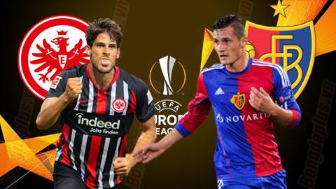 Nhận định bóng đá Frankfurt vs Basel, 0h55 ngày 13/3