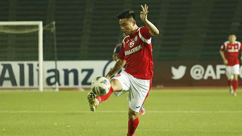 HLV Phan Thanh Hùng nói gì sau trận thắng đậm của Than Quảng Ninh ở AFC Cup?