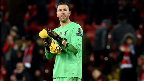 Tội đồ Adrian nói gì sau khi Liverpool bị loại tức tưởi?