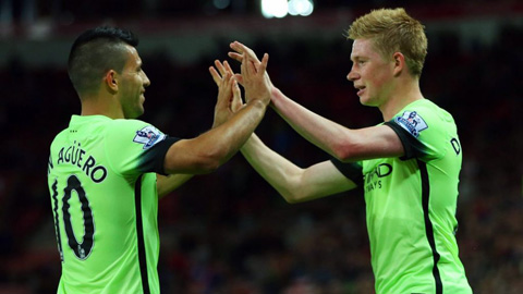 Man City là ứng cử viên số 1 cho chức vô địch Champions League