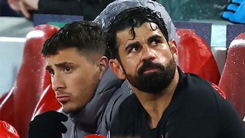 Trò đùa vô duyên của Diego Costa khiến mọi người tá hỏa