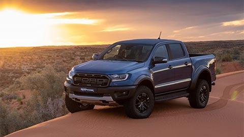 Ford Ranger sắp có phiên bản mini đẹp long lanh, giá hơn 400 triệu đồng