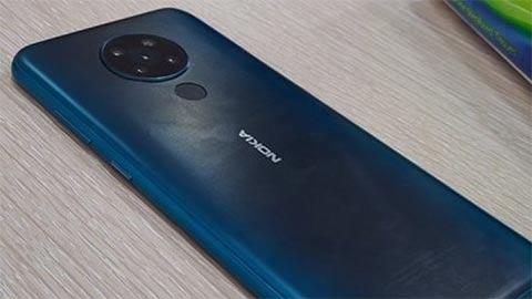 Nokia 5.3 với Snap 665, pin 4000mAh, giá rẻ lộ ảnh thực tế 'siêu chất'