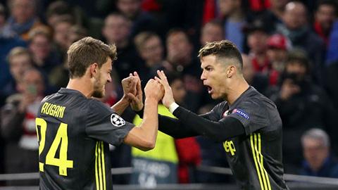 Đồng đội dương tính với Covid-19, Ronaldo gặp nguy hiểm