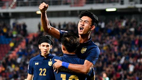 U23 Thái Lan có thể thay thế ĐTQG tham dự AFF Cup 2020
