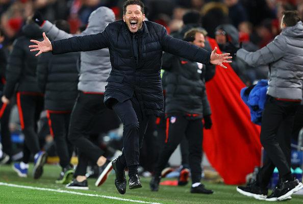 Diego Simeone đã đánh bại Liverpool nhờ sự xảo quyệt kinh người