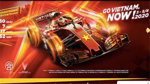 Nóng: Hà Nội chính thức hoãn F1, chưa rõ ngày diễn ra