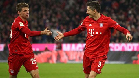 Bundesliga có thể khép lại mà không có nhà vô địch và đội xuống hạng