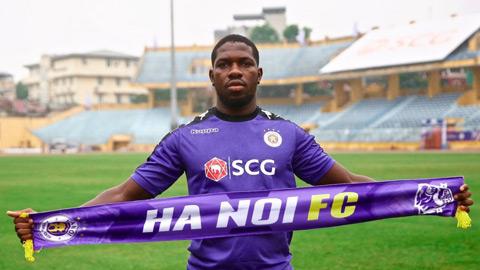 Hà Nội FC xác nhận không thể dùng Rimario hết lượt đi V.League 2020