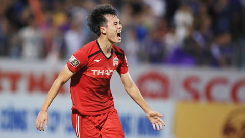 Văn Toàn, thủ lĩnh mới của đội bóng phố Núi