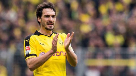 Dortmund suy vì Hummels yếu