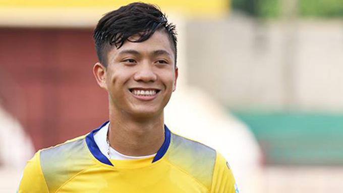 Phan Văn Đức ghi bàn duy nhất cho SLNA