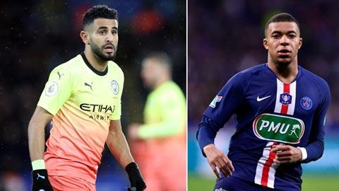 PSG nhắm mua sao 60 triệu bảng của Man City để thay Mbappe