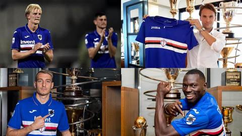 Thêm 4 cầu thủ dương tính với Covid-19, Sampdoria trở thành ổ dịch của bóng đá thế giới